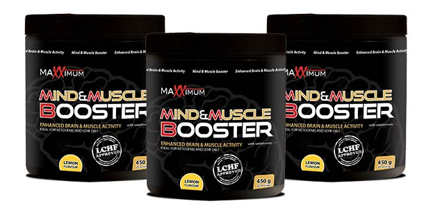 Maxximum Mind&Muscle Booster