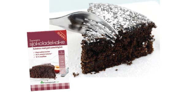 Sukrin Chocolate Cake Mix
